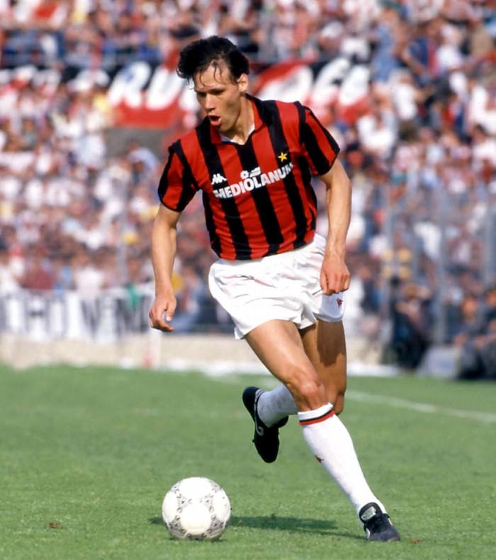 Marco Van Basten Calciatore del Milan   Ph Archivio Ag. Aldo Liverani sas