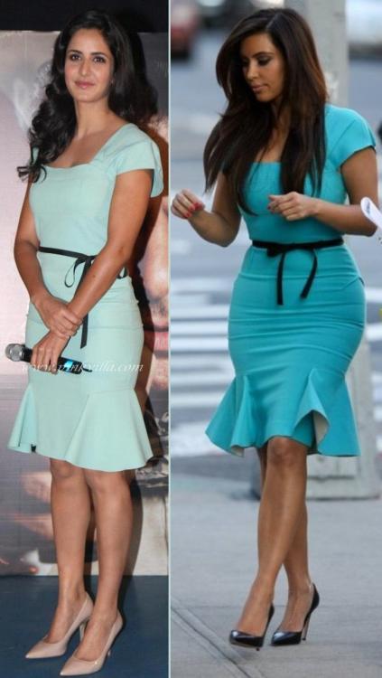Katrina kaif Kim Kardashian