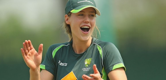 10 Most Gorgeous Female Cricketers around the World